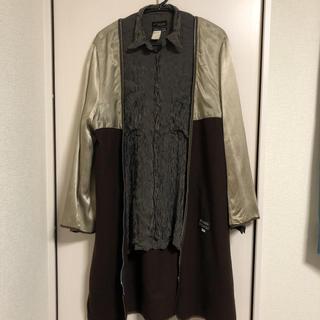 クリスチャンディオール(Christian Dior)のクリスチャンディオール ライナーコート(トレンチコート)