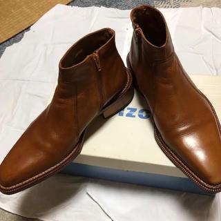 リーガル(REGAL)の中古品  サイドゴアブーツ  25センチ(ブーツ)