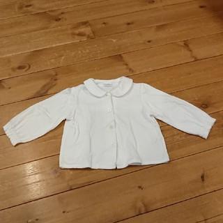 ベビーディオール(baby Dior)のbaby Dior  ブラウス 80センチ(シャツ/カットソー)