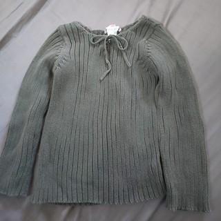 Bonpoint - ボンポワン セーター ニット 4a  女の子