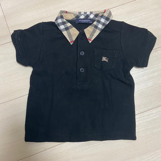 バーバリー(BURBERRY)のバーバリー ポロシャツ80(シャツ/カットソー)