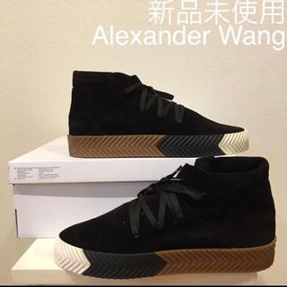 アレキサンダーワン(Alexander Wang)の【新品未使用】Alexander Wang AW SKATE MID(スニーカー)