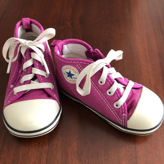 CONVERSE(コンバース)のconverse  オールスター14cm キッズ/ベビー/マタニティのベビー靴/シューズ(~14cm)(スニーカー)の商品写真