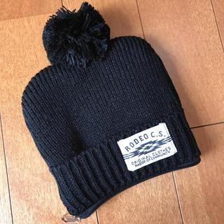 ロデオクラウンズ(RODEO CROWNS)のRCS✰限定ニット帽型ポーチ(ポーチ)