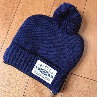 ロデオクラウンズ(RODEO CROWNS)のRCS✰ニット帽型ポーチ(ポーチ)