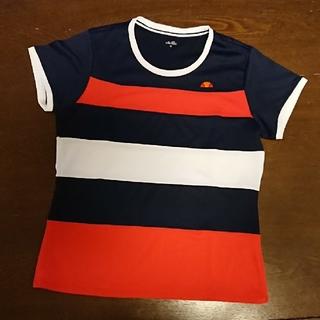 エレッセ(ellesse)のティン様専用☆エレッセテニスシャツ L(ウェア)