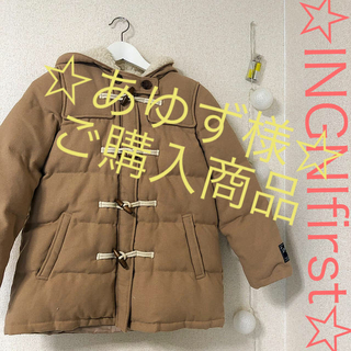 """イングファースト(INGNI First)のINGNIfirst☆ダッフルコート""""(ノ*>∀<)ノ(コート)"""