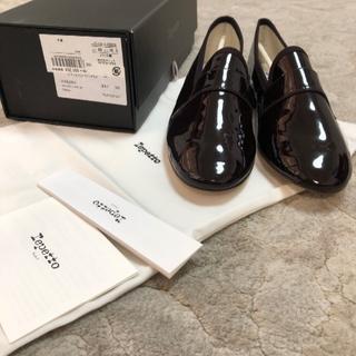 レペット(repetto)のぷしこ様専用 最終値下げ 新品レペットマイケルローファー (ローファー/革靴)