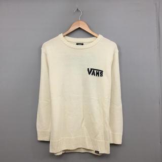ヴァンズ(VANS)のバンズ VANS セーター ニット スケートボード OFF THE WALL(ニット/セーター)
