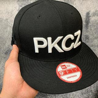 サンダイメジェイソウルブラザーズ(三代目 J Soul Brothers)のPKCZ 限定品 正規品 キャップ(キャップ)