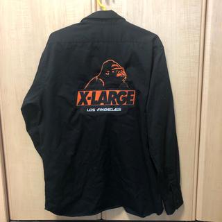 エクストララージ(XLARGE)のxlarge ワークシャツ(シャツ)