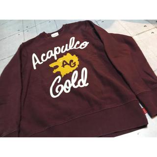 アカプルコゴールド(ACAPULCO GOLD)のAcapulco gold アカプルコゴールド スウェット トレーナー(スウェット)