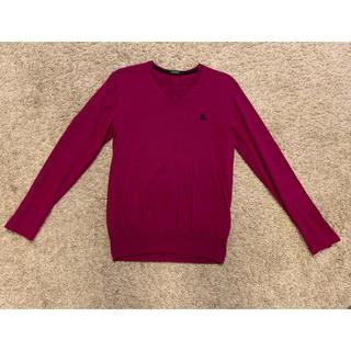 BURBERRY BLACK LABEL - バーバリー セーター サイズ2