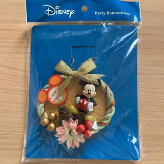 ディズニー(Disney)のお正月 飾り リース 2個セット ディズニー(リース)