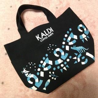カルディ(KALDI)のカルディ トートバック(日用品/生活雑貨)