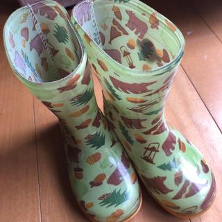 モンベル(mont bell)のmont-bell キッズレインブーツ 15cm(長靴/レインシューズ)