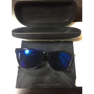 ユニフォームエクスペリメント(uniform experiment)のuniform experiment x 金子眼鏡 サングラス(サングラス/メガネ)