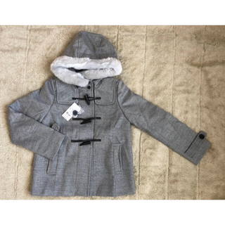 earth music & ecology - アース earth S 160 ダッフルコート キッズ ジュニア