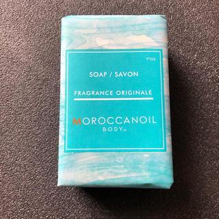 モロッカンオイル(Moroccan oil)のモロッカンオイル ボディソープ 石鹸(ボディソープ/石鹸)