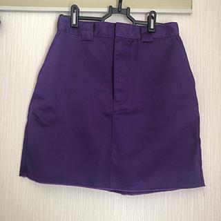 ディッキーズ(Dickies)のDickies タイトスカート 新品未使用(ミニスカート)