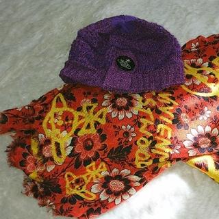 Vivienne Westwood - ★Vivienne Westwood★ 二点 帽子&ストールセット