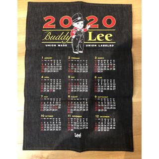 リー(Lee)のLeeデニムカレンダー2020(カレンダー/スケジュール)
