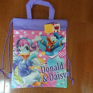 ディズニー(Disney)の新品タグ付!ディズニー 2ウェイバッグ(通園バッグ)