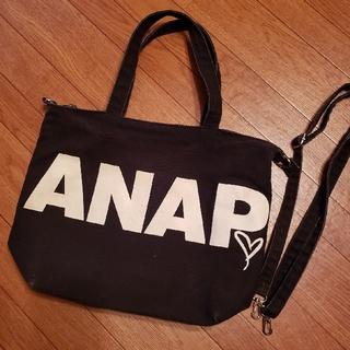 アナップ(ANAP)のANAP ショルダー トートバッグ(ショルダーバッグ)