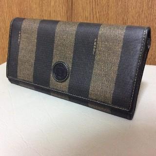 フェンディ(FENDI)のフェンディ 長財布(財布)