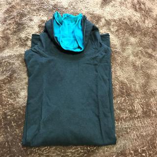 アンクワイエット(ANQUIET)のハイネックTシャツ(Tシャツ(長袖/七分))
