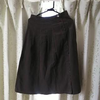 フェリシモ(FELISSIMO)のフェリシモのコーデュロイスカート(ロングスカート)