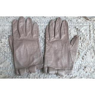 フォクシー(FOXEY)のFOXEY手袋(手袋)