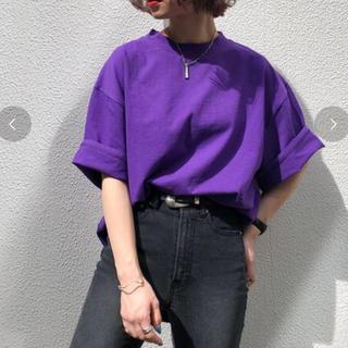 ページボーイ(PAGEBOY)のPAGEBOY Tシャツ パープル(Tシャツ(半袖/袖なし))