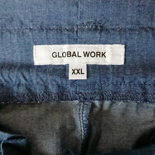 GLOBAL WORK(グローバルワーク)のグローバルワーク キッズXXL キッズ/ベビー/マタニティのキッズ服女の子用(90cm~)(パンツ/スパッツ)の商品写真
