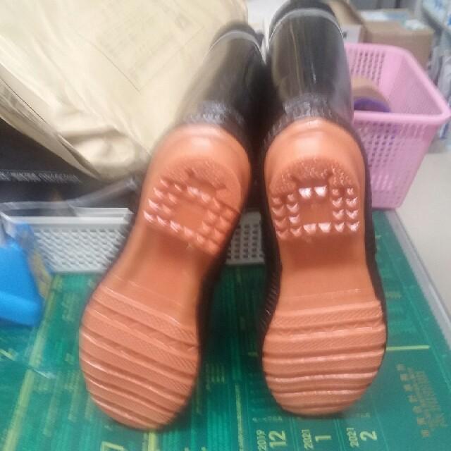 消防安全長靴 メンズの靴/シューズ(長靴/レインシューズ)の商品写真