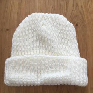 ユナイテッドアローズ(UNITED ARROWS)のUNITED ARROWS ニット帽(ニット帽/ビーニー)