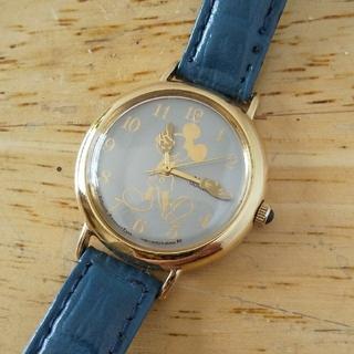希少 ミッキー 腕時計