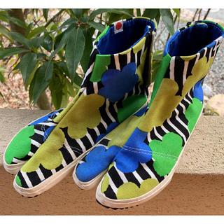 ソウソウ(SOU・SOU)の足袋型の靴( SOU SOUこどもじか足袋)(その他)