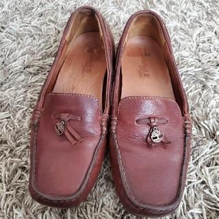ティンバーランド(Timberland)のTimberland 革靴7.5w(24.5cm)(ローファー/革靴)