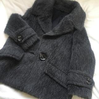 プラダ(PRADA)のPRADA プラダ アルパカ コート ジャケット(ロングコート)
