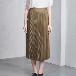 ハイク(HYKE)のYOU様専用 HYKE プリーツスカート サイズ02(ロングスカート)