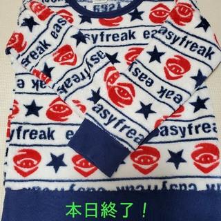 エーアーベー(eaB)のeabフリーストレーナー(Tシャツ/カットソー)