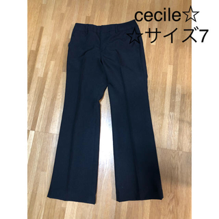 cecile - cecile☆セシール  ズボン☆サイズ7