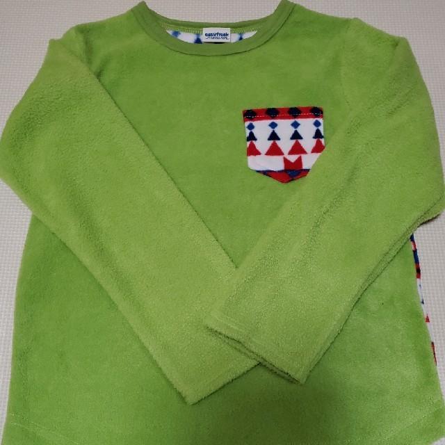 eaB(エーアーベー)のeabあったか長袖Tシャツ キッズ/ベビー/マタニティのキッズ服男の子用(90cm~)(Tシャツ/カットソー)の商品写真
