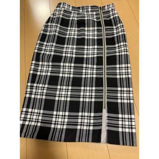 ジーナシス(JEANASIS)のJEANASIS リバーシブルタイトスカート(ひざ丈スカート)