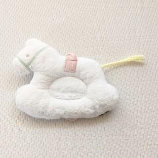 アフタヌーンティー(AfternoonTea)のアフタヌーンティー 授乳枕 ベビーピロー 木馬 アームピロー(枕)