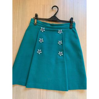 ジルスチュアート(JILLSTUART)の台形スカート(ひざ丈スカート)