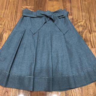 プロポーション(PROPORTION)のプロポーション プリーツスカート フレアスカート(ひざ丈スカート)