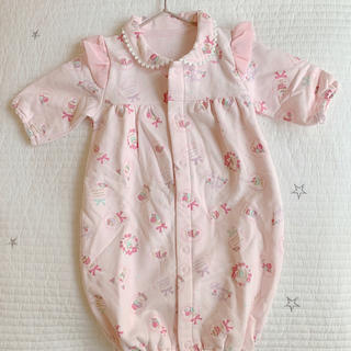 Nishiki Baby - SWEET GIRL カバーオール 2wayオール