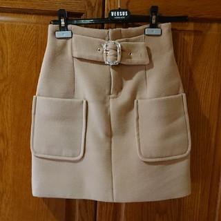 ジルバイジルスチュアート(JILL by JILLSTUART)のジルスチュアートスカート(ミニスカート)